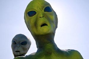 Η φύση πρόλαβε τις εισβολές των εξωγήινων