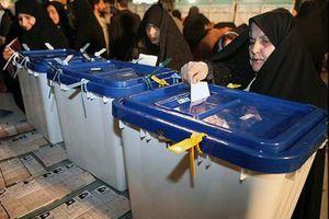 Δύο Ιρανές υποψήφιες στις εκλογές