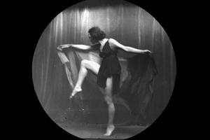Η σπουδαία χορεύτρια Ισιδώρα Ντάνκαν