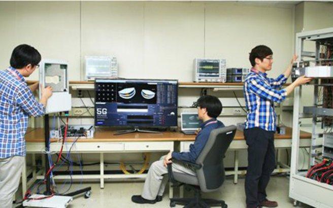Επιτυχημένη δοκιμή υπηρεσιών 5G από τη Samsung