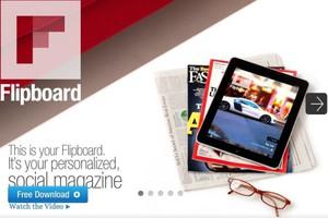 Aναβαθμίστηκε στην έκδοση 2.0.2 το Flipboard
