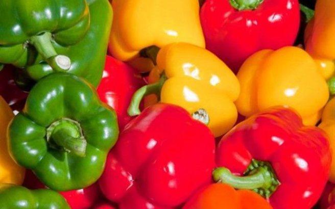 Δεσμεύτηκε φορτίο 1.668 κιλών με πιπεριές