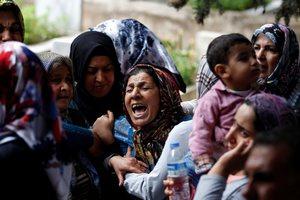 Σφαγή με 348 νεκρούς το Μάιο στη Συρία