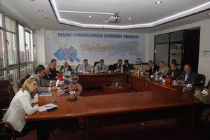 Αύριο η συνάντηση ΓΣΕΕ- εργοδοτών για τη νέα Εθνική Συλλογική Σύμβαση Εργασίας