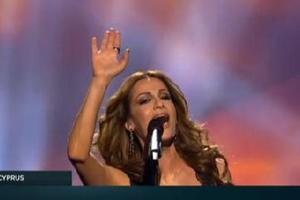 Η Κύπρος εκτός του τελικού της Eurovision