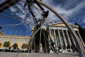 Ποδηλατοδρομία κατά της ρατσιστικής βίας