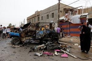 Εννέα νεκροί από έκρηξη σε τέμενος στο Ιράκ