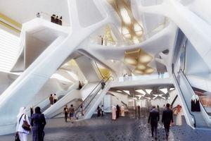 Μετρό… κόσμημα με την υπογραφή διάσημης αρχιτέκτονα