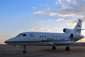 Πουλήθηκε το προεδρικό αεροσκάφος του Μαλάουι