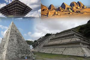Εναλλακτικές πυραμίδες από τα πέρατα του κόσμου