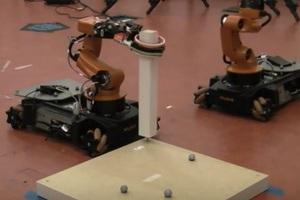 Ρομπότ συναρμολογούν έπιπλα!