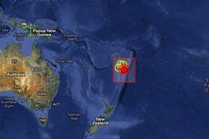 Ισχυρότατος σεισμός 7,4 Ρίχτερ στον Ειρηνικό