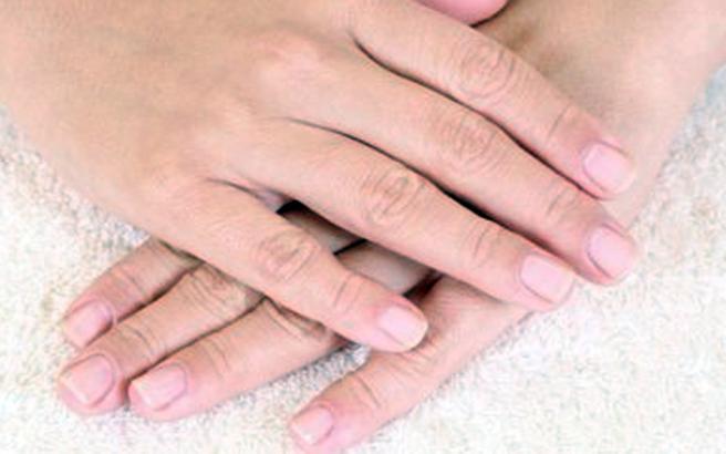 Διάγνωση της αναιμίας με μία φωτογραφία των νυχιών