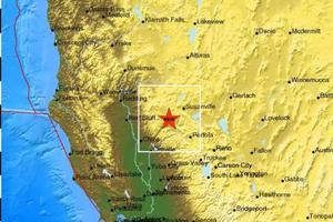 Σεισμός 5,7 Ρίχτερ στη βόρεια Καλιφόρνια