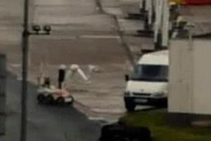 «Ύποπτο» σταθμευμένο όχημα στο Κόβεντρι