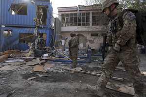 Οκτώ νεκροί από έκρηξη βόμβας στο Αφγανιστάν