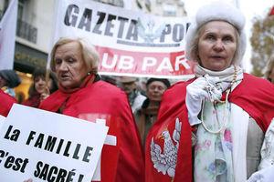 Επεισόδια σε πορεία κατά του γάμου ομοφυλοφίλων στο Παρίσι