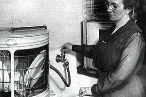 Η «γέννηση» του πλυντηρίου πιάτων