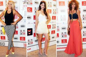 Λαμπερές παρουσίες στο πάρτι των Mad Video Music Awards