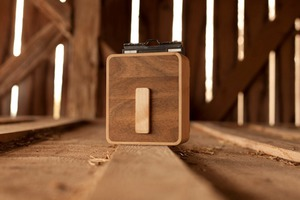 Ξύλινες φωτογραφικές μηχανές χωρίς φακό