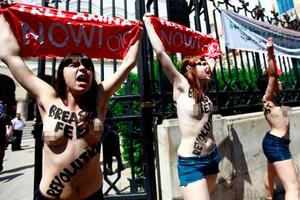 Δε θα διωχθεί η ακτιβίστρια στην Τυνησία
