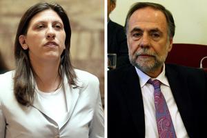 «Πόλεμος» Κωνσταντοπούλου-Ρήγα στη Βουλή