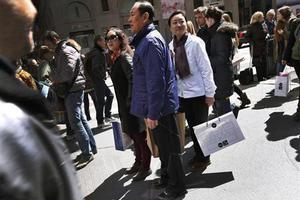 Οδηγίες καλής συμπεριφοράς για τους κινέζους τουρίστες