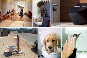 Ιστορίες βγαλμένες από την τουαλέτα...