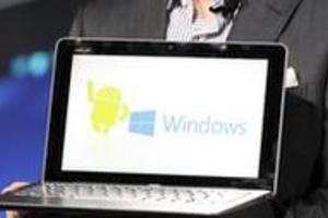 «Υβριδικός» υπολογιστής «τρέχει» με Windows και με Android