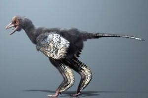 Ανακάλυψαν δεινόσαυρο με ράμφος πουλιού και κεφάλι κοτόπουλου