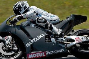 Επιτυχημένη δοκιμή της Suzuki από το Randy De Puniet