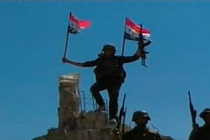 Το Ιράν συνεχάρη το συριακό στρατό για τη νίκη στο Κουσέιρ