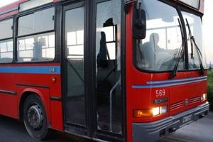 Λεωφορείο συγκρούστηκε με Ι.Χ.