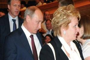 Χωρίζουν Βλαντιμίρ Πούτιν και Λουντμίλα