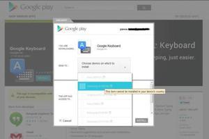 Κυκλοφόρησε το Google Keyboard στο Play Store