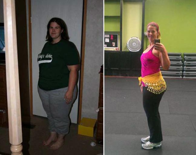 Huge Weight Loss Success Stories. Part 2 (44 pics) - Picture #12 - Izismile.com