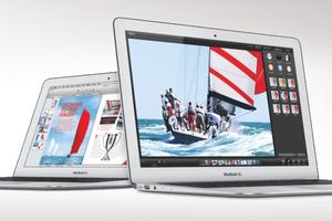 Αναβάθμιση στα Macbook Air 2013