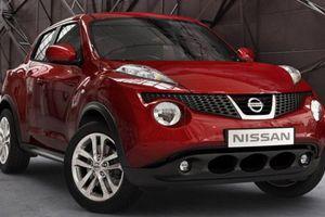 Νέος κινητήρας για το Nissan Juke