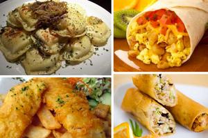 Εθνικά «πιάτα» γρήγορου φαγητού που πρέπει να δοκιμάσετε
