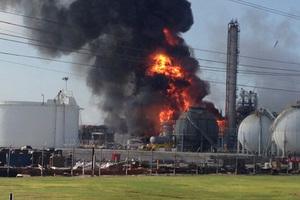 Ένας νεκρός από έκρηξη σε εργοστάσιο στη Λουιζίανα