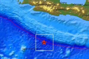 Σεισμός 6,7 Ρίχτερ στον Ινδικό Ωκεανό