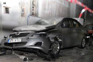 Εκρηκτικός μηχανισμός σε αυτοκίνητο σωφρονιστικού υπαλλήλου