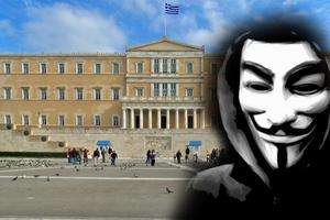 Οι Anonymous Greece απειλούν: Τα χειρότερα έρχονται