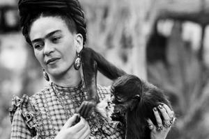 Η μεξικανή ζωγράφος Φρίντα Κάλο