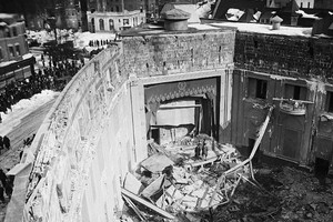 Οικοδομικές καταστροφές... τρίτου τύπου