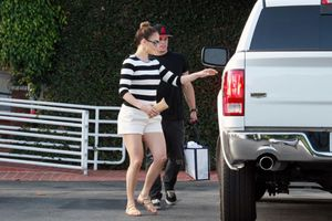 «Σήκωσαν» τα μαγαζιά Jennifer Lopez και Casper Smart