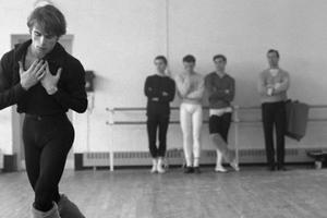 Ο κορυφαίος χορευτής Ρούντολφ Νουρέγιεφ