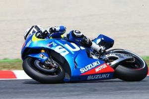 Το 2015 η κάθοδος της Suzuki στα MotoGP