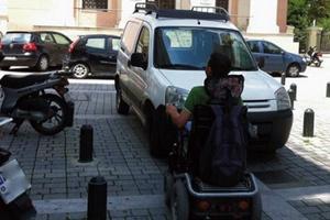 Δεν μπορούν να περνούν ανάπηροι στην Ξάνθη