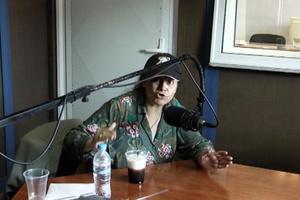 Η Ελένη Λουκά κάνει «ντου» μέσω του NovaΣΠΟΡ FM